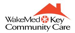 WakeMed Key Community Care