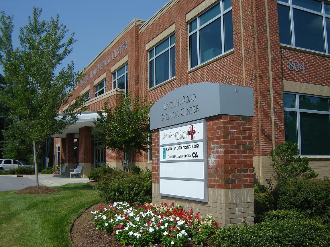 Rocky Mount Family Medical Center building.